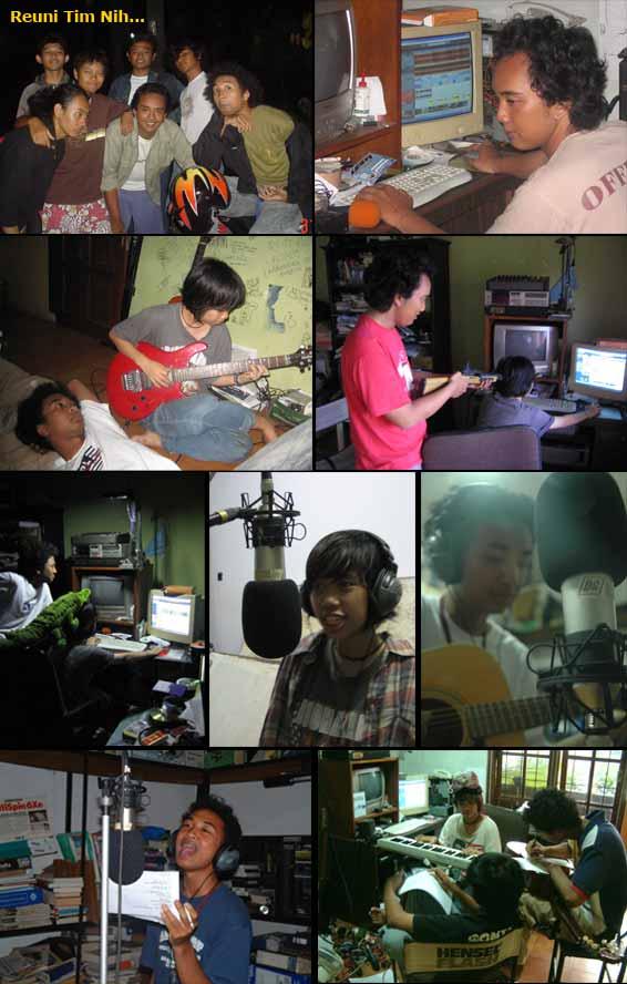 Studio DG, akhir2 ini